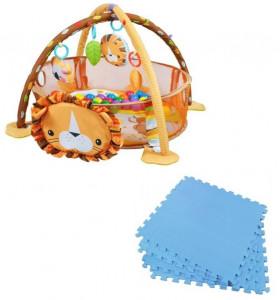 Vaikiški kilimėliai