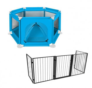 Children Protective Door Stair Guard Playpen