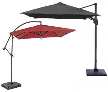 Saulės skėčiai