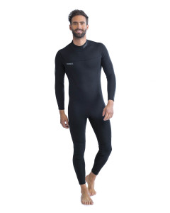 Wetsuits and clothes
