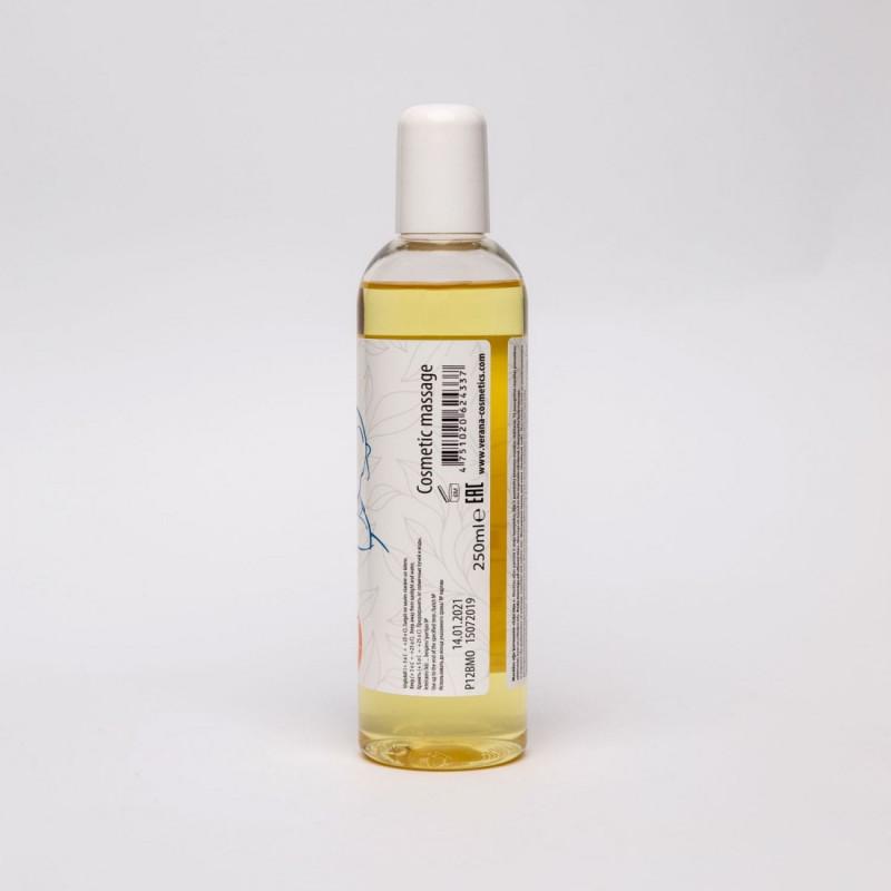 Body massage oil Verana Professional, Green tea 250ml