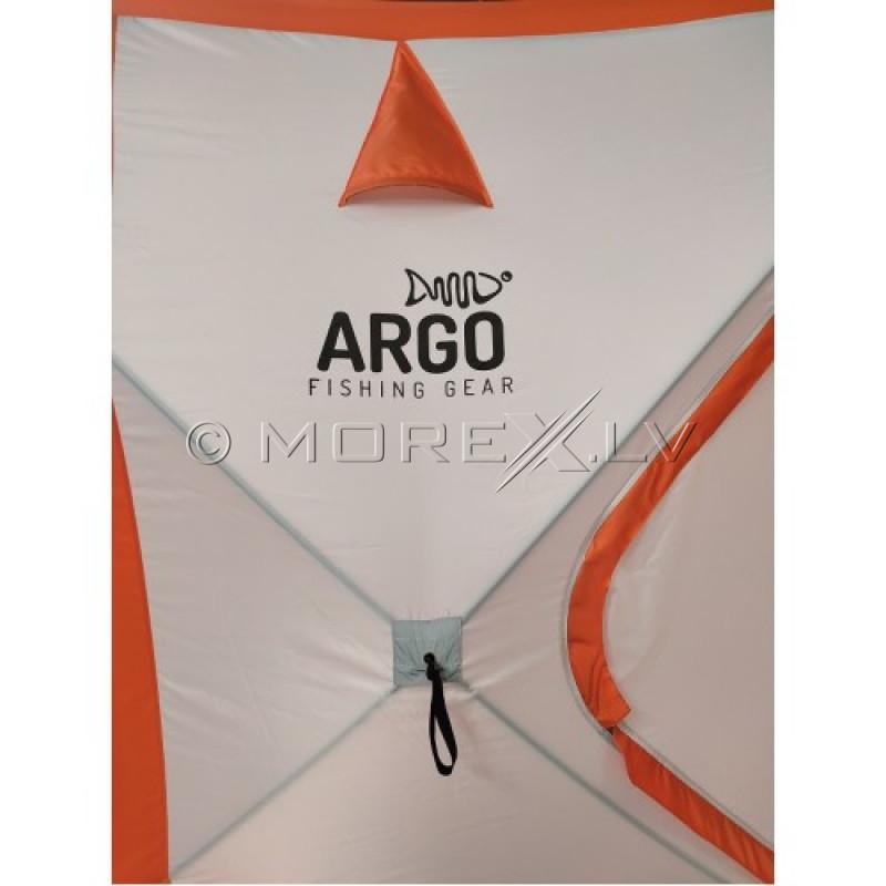 Žieminė palapinė ARGO Kubas su Termo dugnu, 2.2х1.95х1.95 m