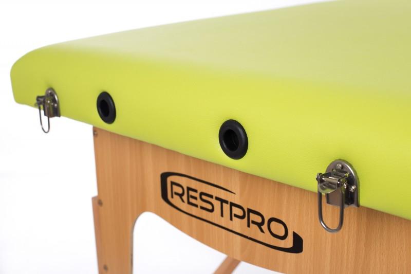 Restpro® Classic-2 Olive sulankstomas masažo stalas