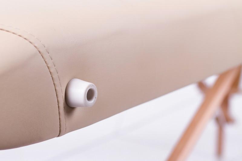 RESTPRO® Memory 3 Beige sulankstomas masažo stalas