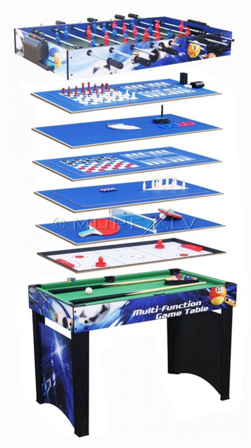 Daugiafunkcis žaidimų stalas (51165601)