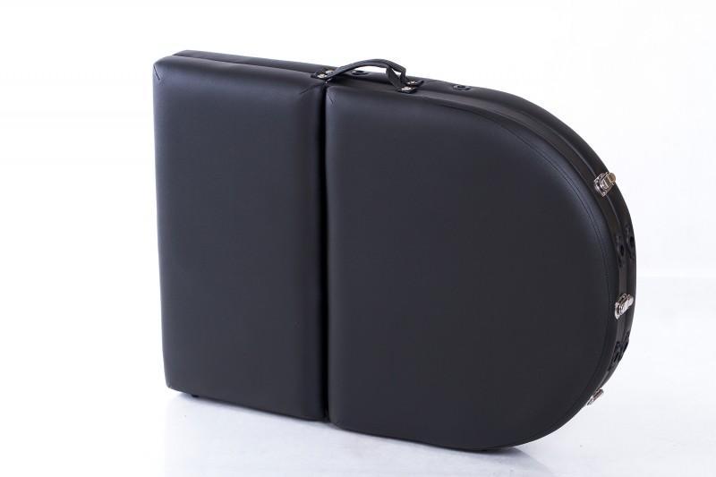RESTPRO® Classic Oval 3 Black Portable Massage Table + Massage Bolsters