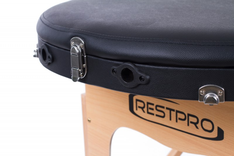 RESTPRO® Classic Oval 3 Black