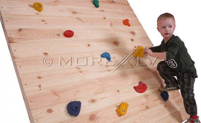 """Just Fun laipiojimo akmenys """"Aukštyn"""", L dydžio, įvairių spalvų, 5 vnt."""