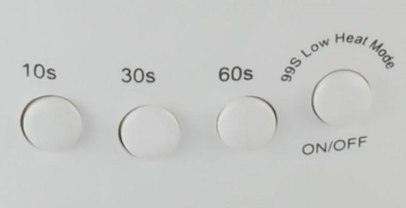48W UV/LED Nail Varnish Lamp (00006462)