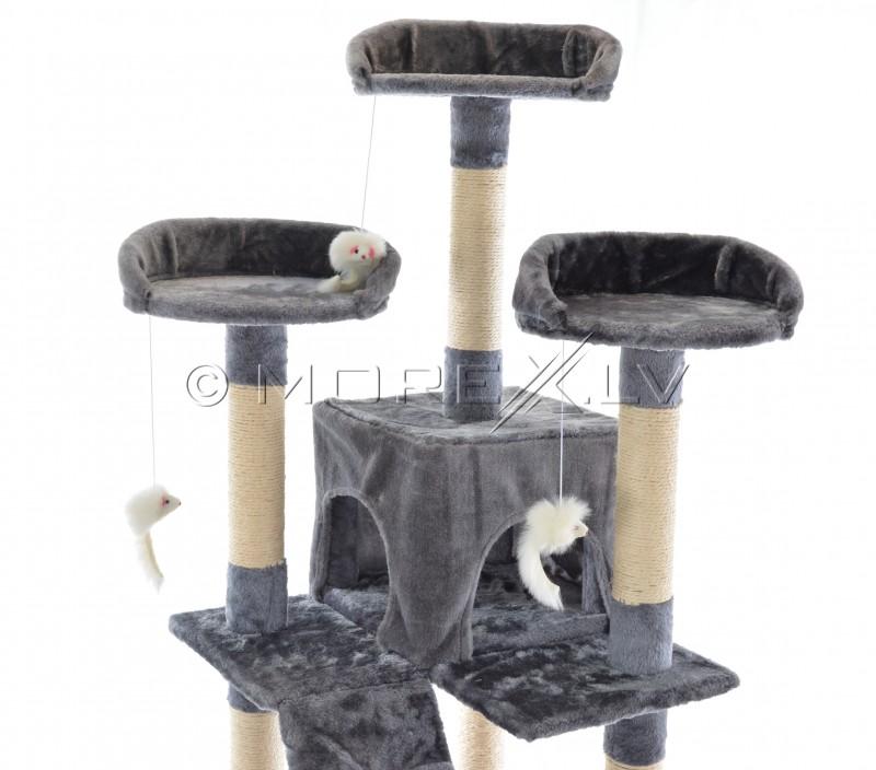 Cat House WK1133 Grey