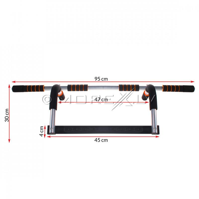 Siеninis Skersinis Multi-Grip Pull Up 95*30 cm (FA0012)