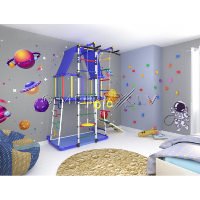 Vaikų sporto kompleksa INDIGO L, 00619-BLUE
