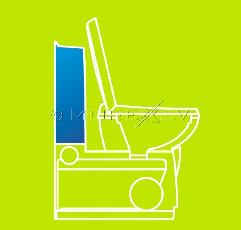 Thetford Aqua Rinse Plus 1,5L (65ml/10l) - sanitation liquid concentrate for chemical toilets