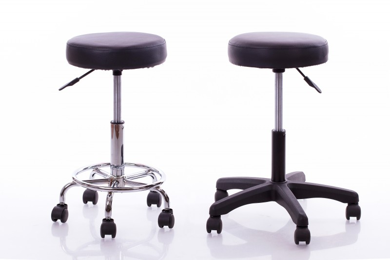 Masažuotojo kėdė RESTPRO® Round 1 black