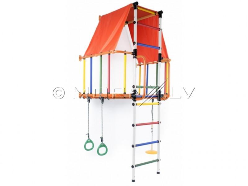 Vaikų sporto kompleksa INDIGO L, 00619-ORANGE