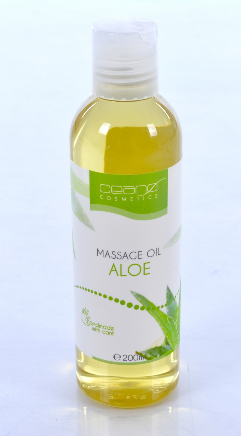 Masažo aliejus ALOE Ceano Cosmetics 200ml