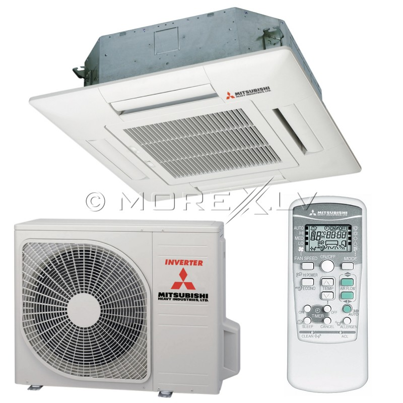 Air conditioner (heat pump) Mitsubishi FDTC25VF/SRC25ZMX-S