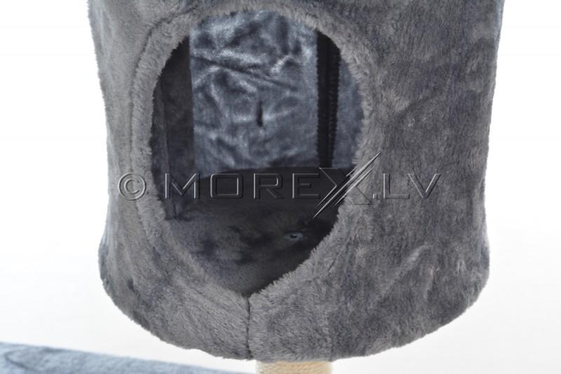 Kačių namai CAT215 Grey
