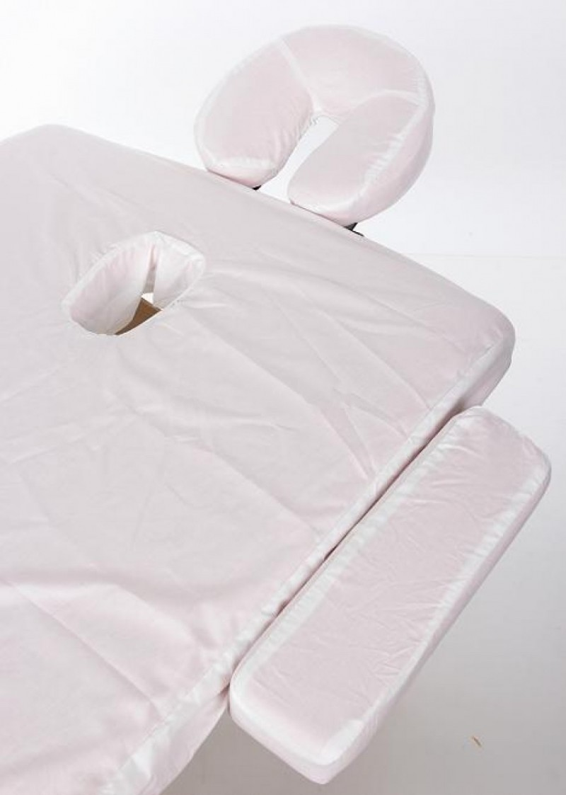 RESTPRO® cotton cover for the massage table (M/L-size, 182*70cm)