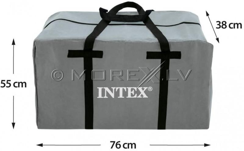 Pripučiami 3-lovų Intex Mariner 3 valtis rinkinys (297x127x46cm)