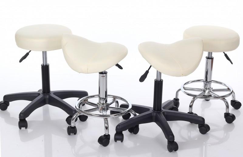 Masažuotojo kėdė RESTPRO® Round 1 cream