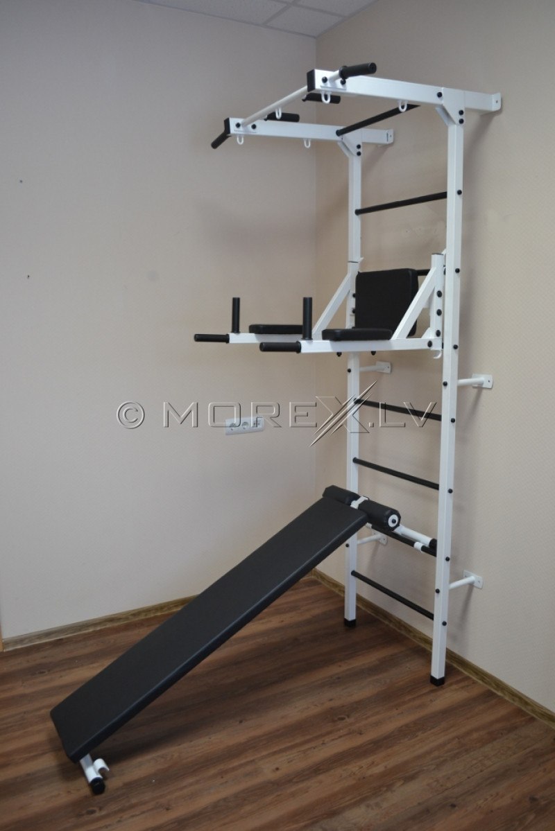 Sports complex Pioner-MCK-2 with bench