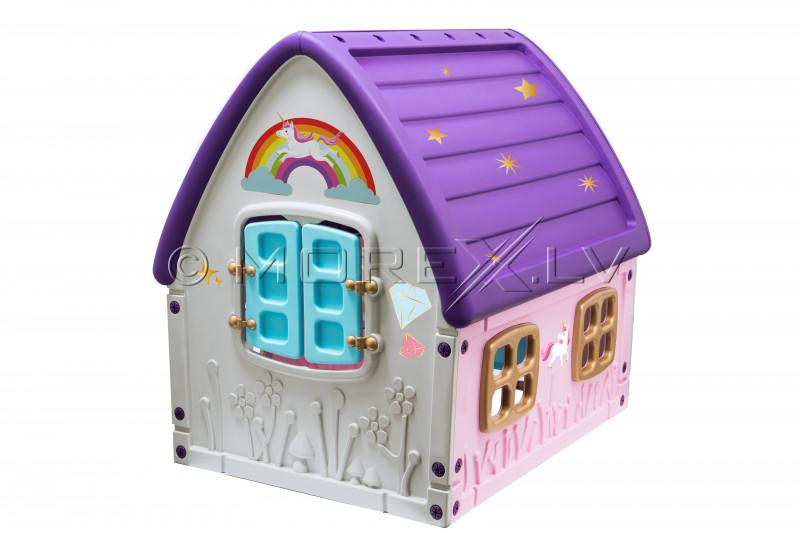 Didelis vaikiškas namelis Starplay Vienaragis