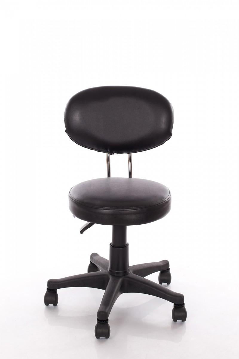 Masažuotojo kėdė RESTPRO® Round 3 black