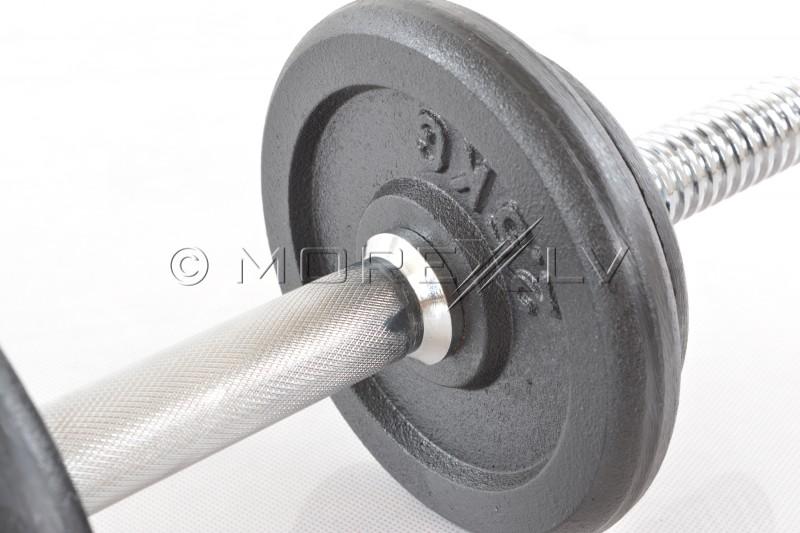 Metal Dumbell Set 2 x 10 kg