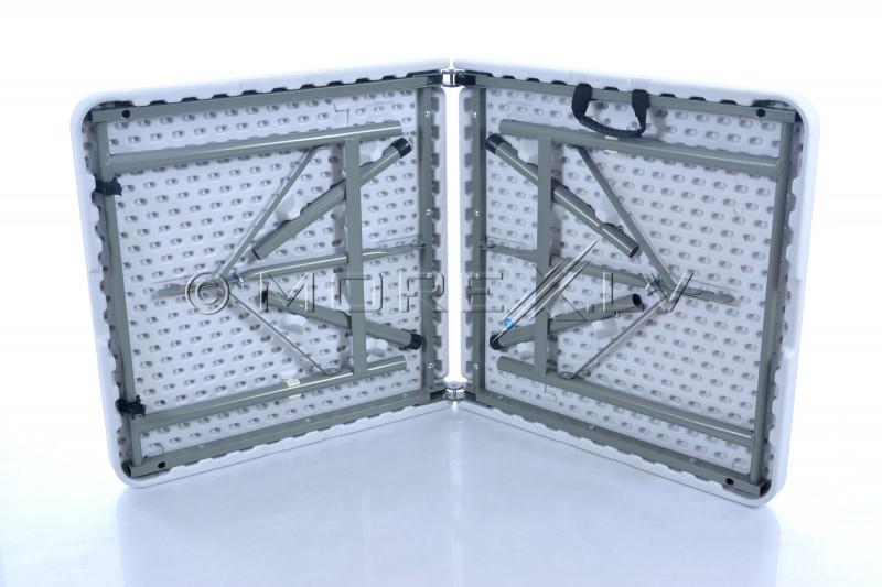 Sulankstomas staliukas 122x61 cm