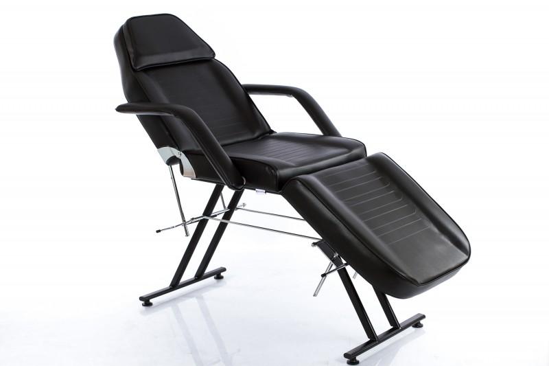 Kosmetologinis krėslas - kušetė Beauty-1 Black