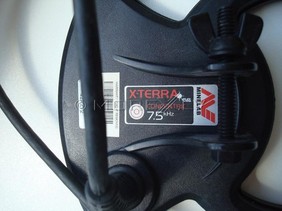 "Minelab Concentric coil 9"" 7.5kHz (3011-0098) - X-Terra 305, 505, 705, 50, 70, T54, T74"