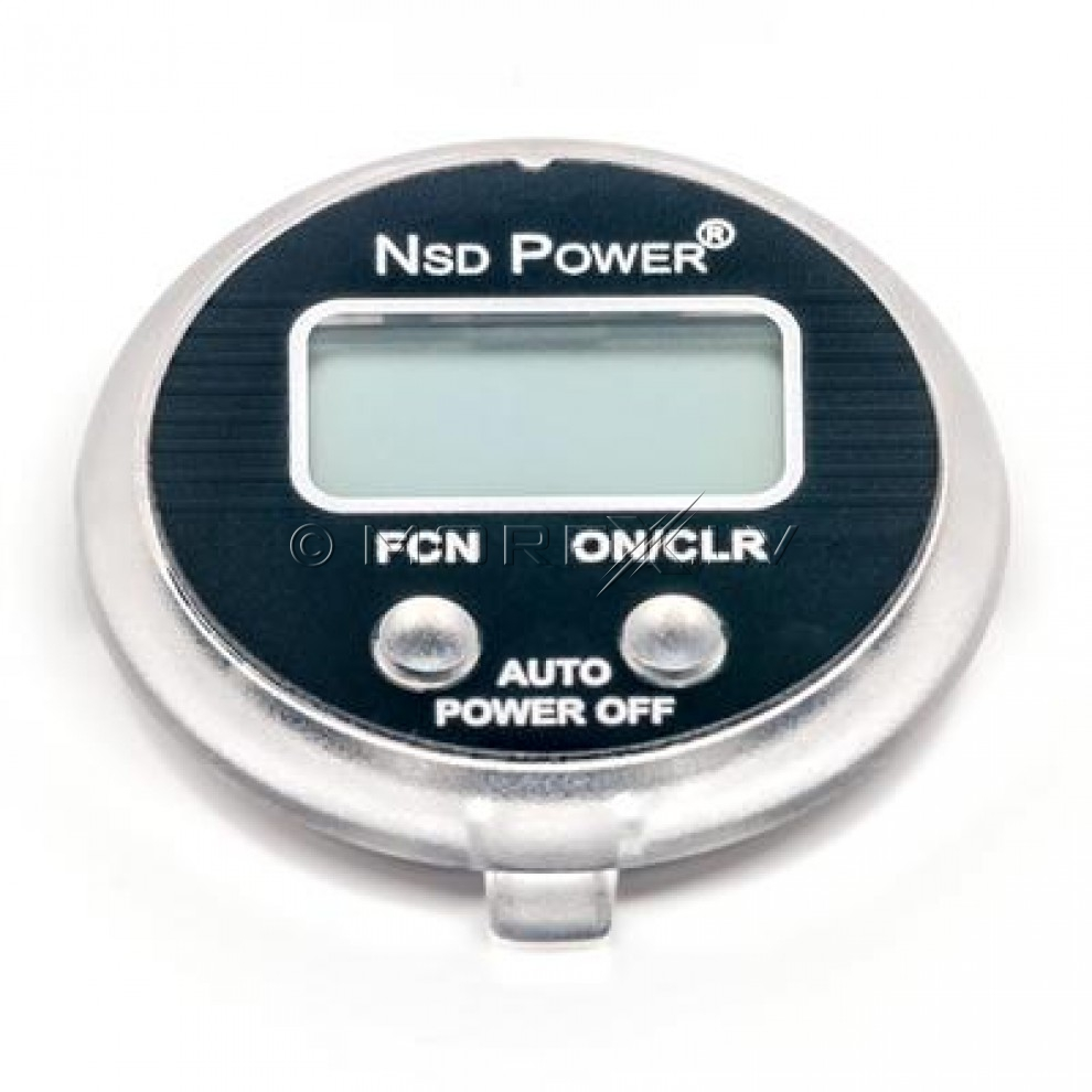 NSD Powerball Digital counter