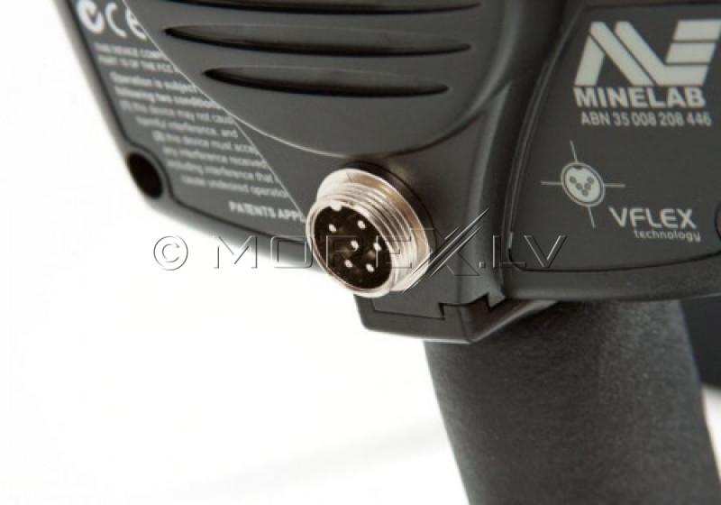 Metalo Detektoriai Minelab X-Terra 705 +  Dovana (3011-0181)