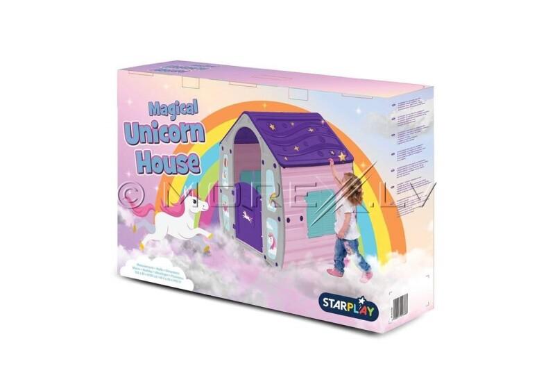 Vaikiškas namelis Magiškas Vienaragis Starplay