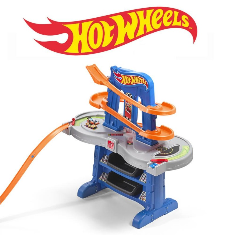 Step2 HOT WHEELS™ EXTREME ROAD RALLY RACEWAY™  (874300)