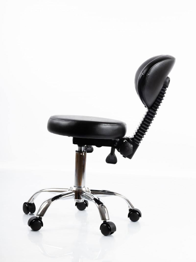 Meistro kėdė Restpro® Round 5 black