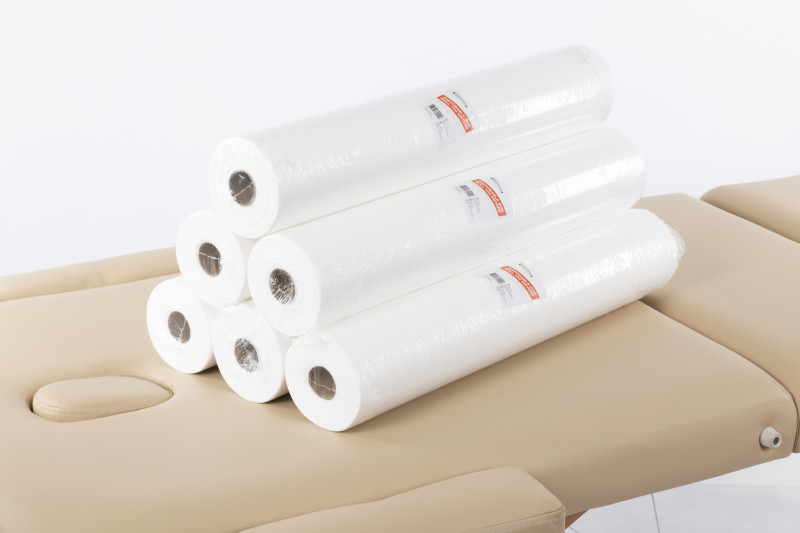 Disposable SMS flizelin - roll 0.6x100 m, 300 pc.