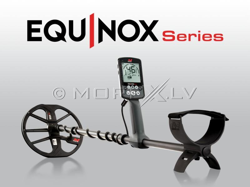 Metalo Detektoriai Minelab Equinox 600