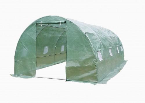 Arkinis šiltnamis su plėvele 18 m² (3х6m)