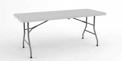 Lifetime 80471 Fold-In-Half Table 183x76 cm