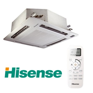 Air conditioner (heat pump) Hisense AUC26UR4SAA