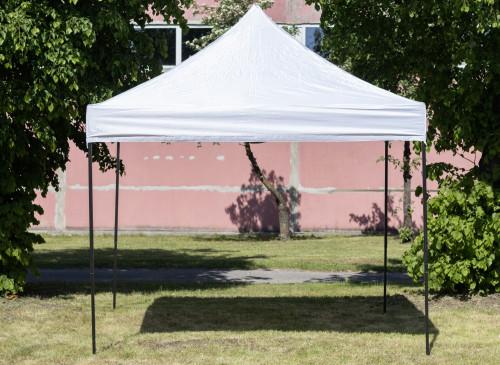 Pop Up portable folding tent Gazebo 2.92х2.92 m, H series - steel frame