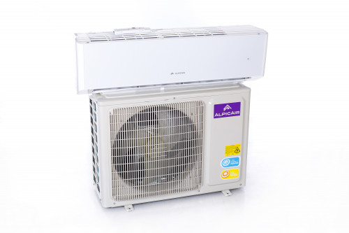 Air conditioner (heat pump) AlpicAir AWI/AWO-60HRDC1A Hyper Nordic series