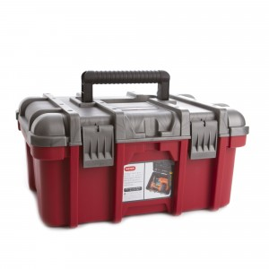 Tool Chest KETER Wide Toolbox 16 w/plastic latches