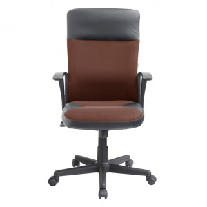 Office chair A142D01 brown