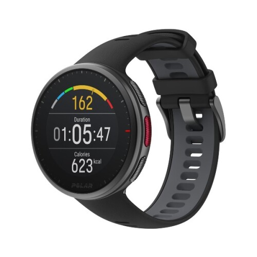 Sport watches POLAR VANTAGE V2 BLACK, M/L