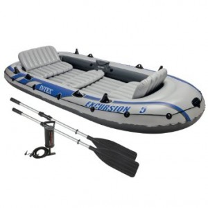 Intex Excursion 5 Boat Set (368x170x43)