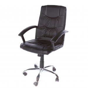 Office chair 1658 Black