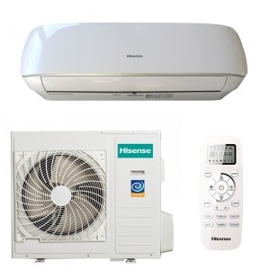 Air conditioner (heat pump) Hisense AST-24UW4SDBTG10